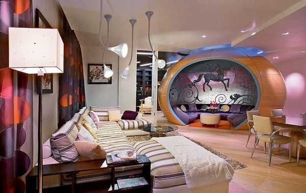 10 Steps To Modern Interior Decor In Pop Art Style