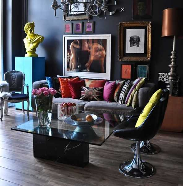 Modern Pop Art Style Apartment: 10 Steps To Modern Interior Decor In Pop Art Style