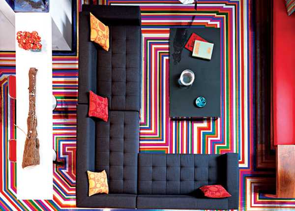 10 Steps To Modern Interior Decor In Pop Art Style