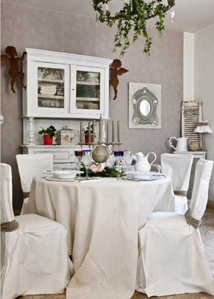 white french decorating ideas for dining room - Styles Of Decor