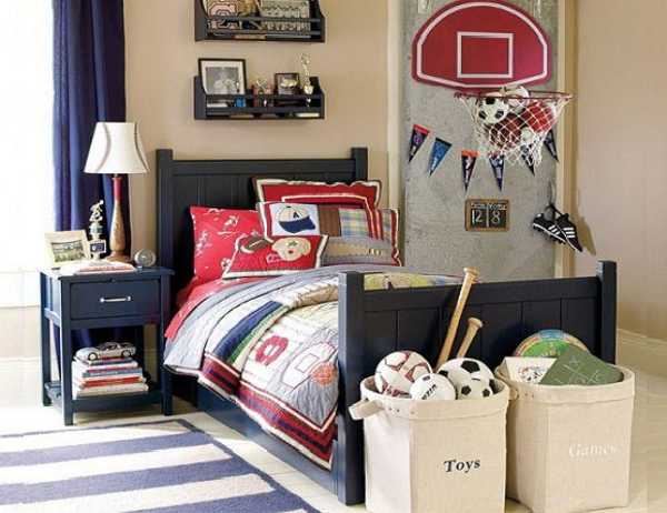 Sports Themed Bedroom Accessories Bedroom Decorating Ideas For Sportsmen Creative Bed Headboards And