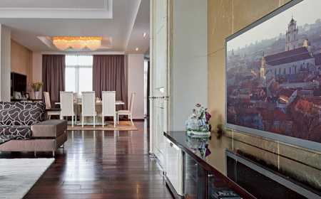 modern apartment decorating, classic and art deco interiors