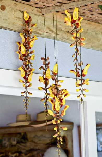 Brazilian Ethnic Interior Decorating Ideas Highlighting