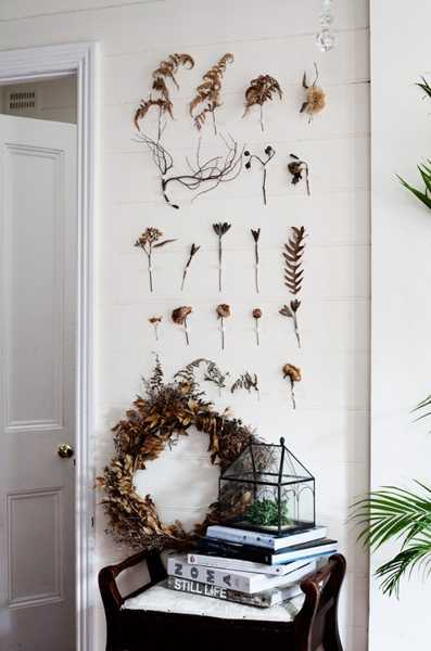 12 Creative Home Decor Ideas Using Fall Leaves And Dry Home Decorators Catalog Best Ideas of Home Decor and Design [homedecoratorscatalog.us]