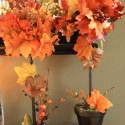 fall crafts for Thanksgiving decoration
