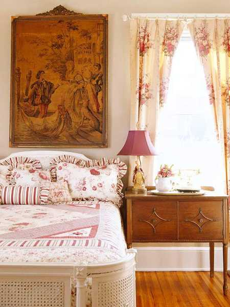 bedroom ideas in classic style