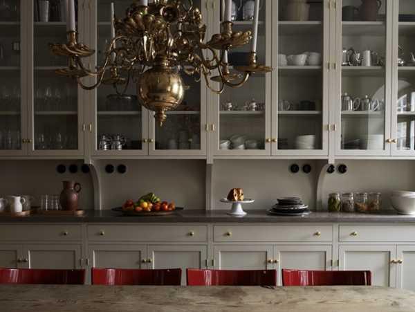 Elegant Subtle Interior Decorating Ideas In Chic Vintage Style