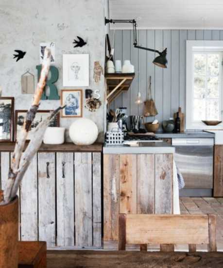 Old Kitchen Decor: 26 Modern Kitchen Decor Ideas In Vintage Style
