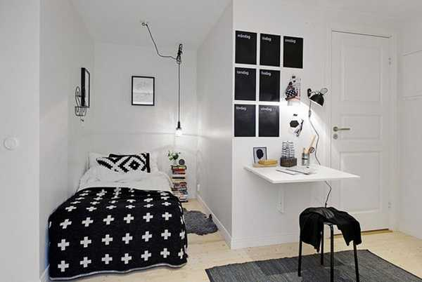 black and white bedroom decor themes - White Bedroom Decorating Ideas