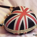 handbag with union jack