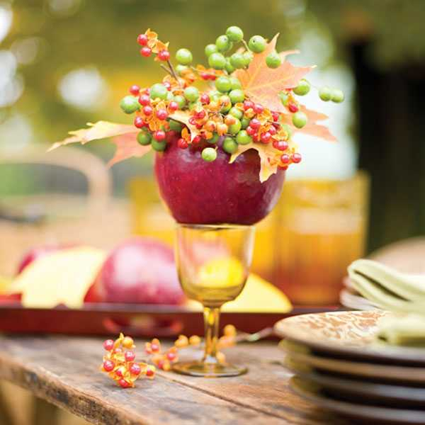 Beautiful Table Centerpieces: 30 Creative Table Centerpieces For Thanksgiving Decorating