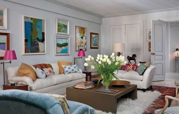 Urban Apartment Decorating in Eclectic Style Highlighting ...