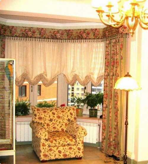 Home Design Ideas Classy: 15 Classy Window Decorating Ideas, Balloon Curtains