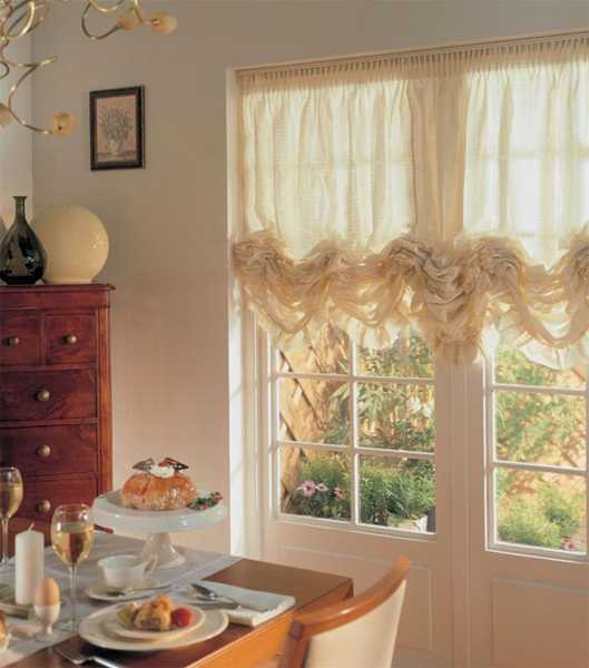 balloon curtains window treatment design for interior decorating
