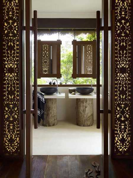Asian Style Bathroom Decor: Luxurious Home Decorating Ideas And Inspirations For Asian