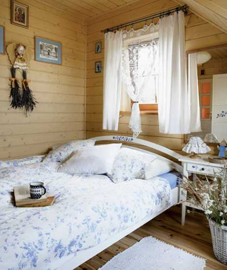 country style bedroom decor