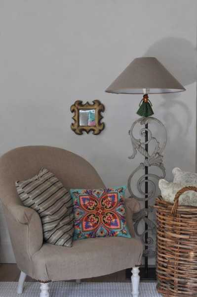 handmade pillows for furniture decoration in vintage style