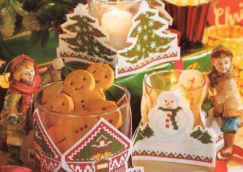 christmas crafts and needlework ideas