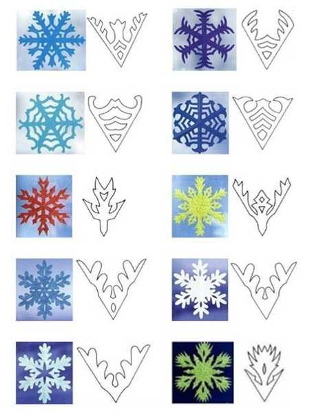 40 paper snowflake garlands for christmas decorating christmas crafts