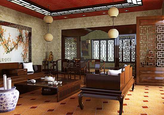 15 Oriental Interior Decorating Ideas Elegant Chinese