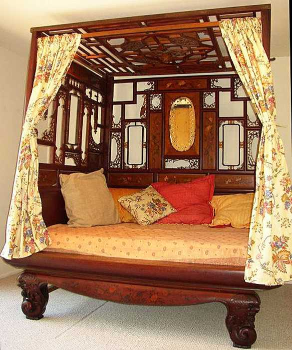 15 Oriental Interior Decorating Ideas, Elegant Chinese