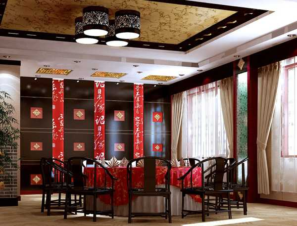 15 Oriental Interior Decorating Ideas, Elegant Chinese ...