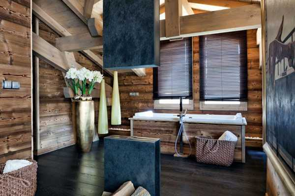 cottage style decor for bathroom
