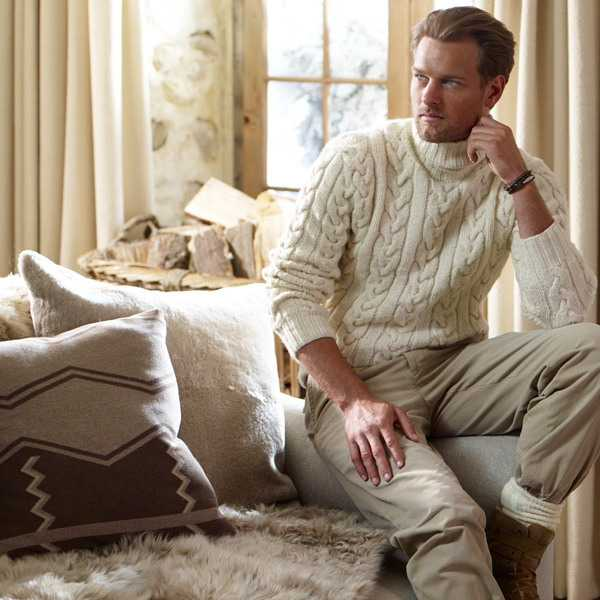 Ralph Lauren Home For Winter Decorating Home Fabrics And Country Style Decor