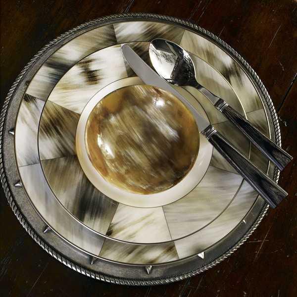 designer tableware