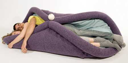 contemporary sleeping bag