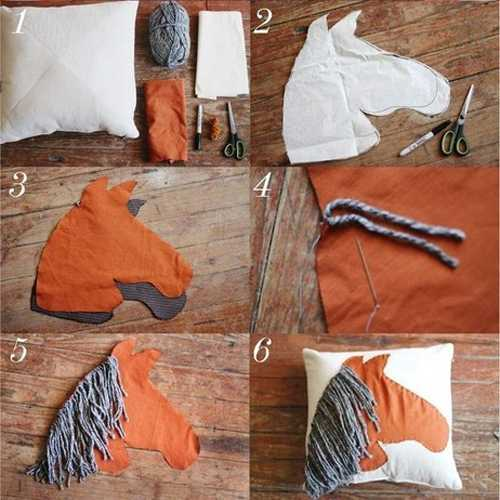fabric appliques for bedroom decorating