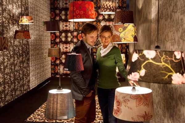 decorative fabrics for lamp shades