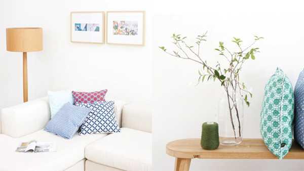 ethnic interior, bedroom decor