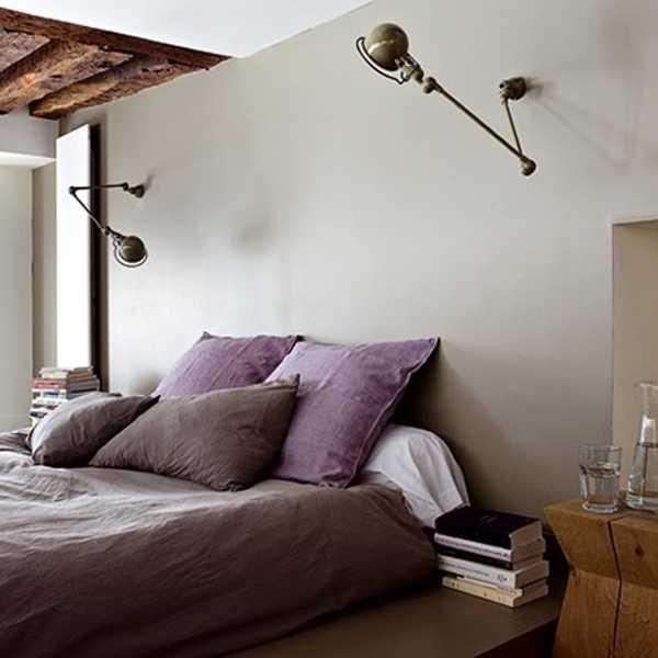 purplecolor bedroom decor ideas
