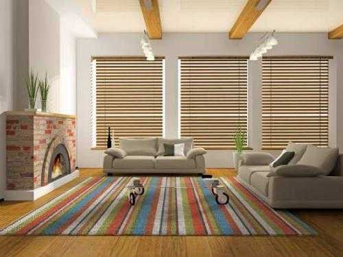 Beautiful Bamboo Blinds For Interior Decorating And