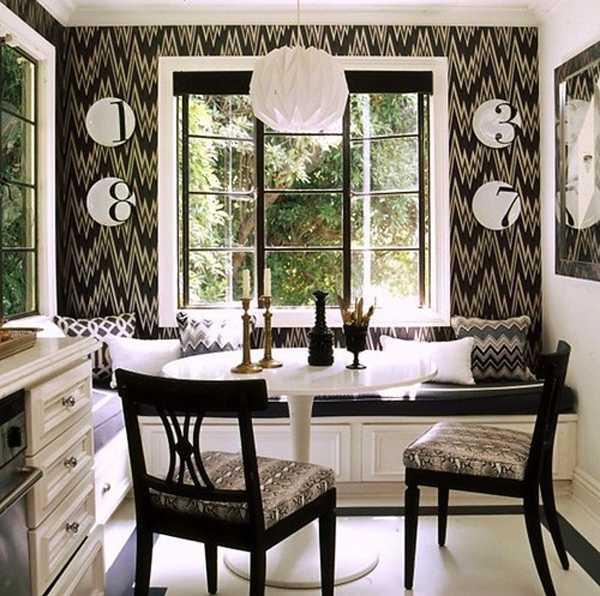 Zig Zag Kitchen: 22 Modern Interior Decorating Ideas Using Zigzag Patterns