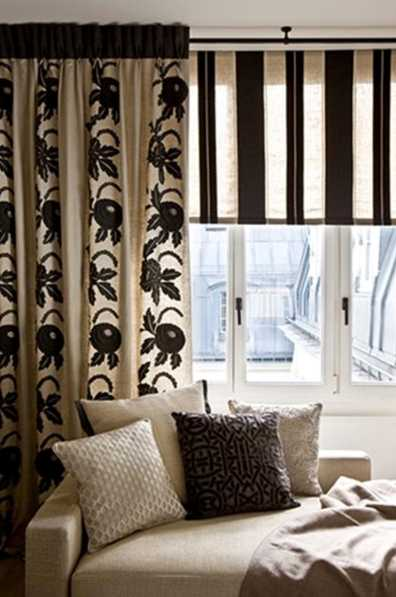 black and white wallpaper, wall covering and decorative fabrics