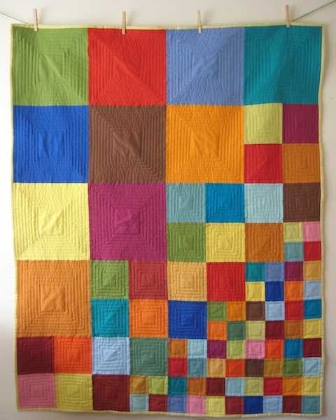 handmade quilts in contemporary style make modern wall 20978 | quilts decorative accessories contemporary designs 6