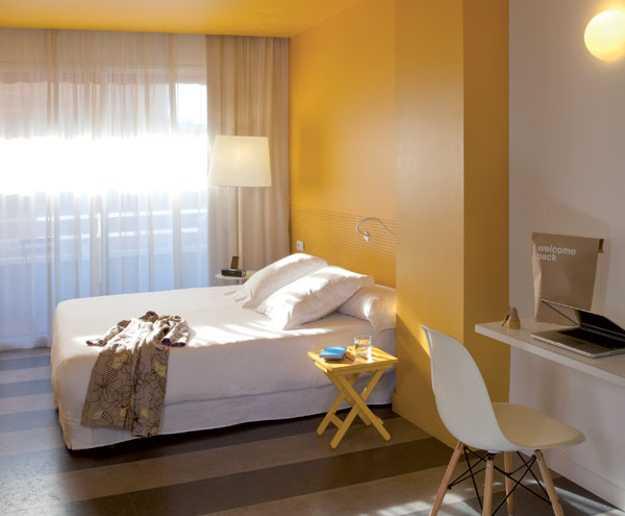 Chic interior design ideas and creative retro decor for Hotel chic decor