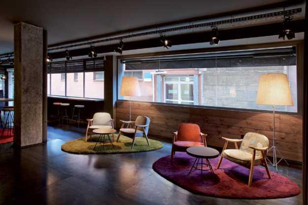 Chic interior design ideas and creative retro decor for 60s furniture design