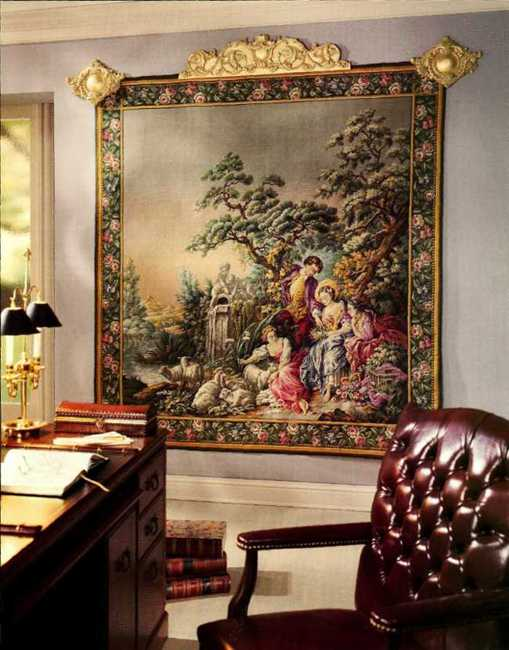 tapestry for wall decoration