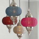 pendant lights for asian interior decorating