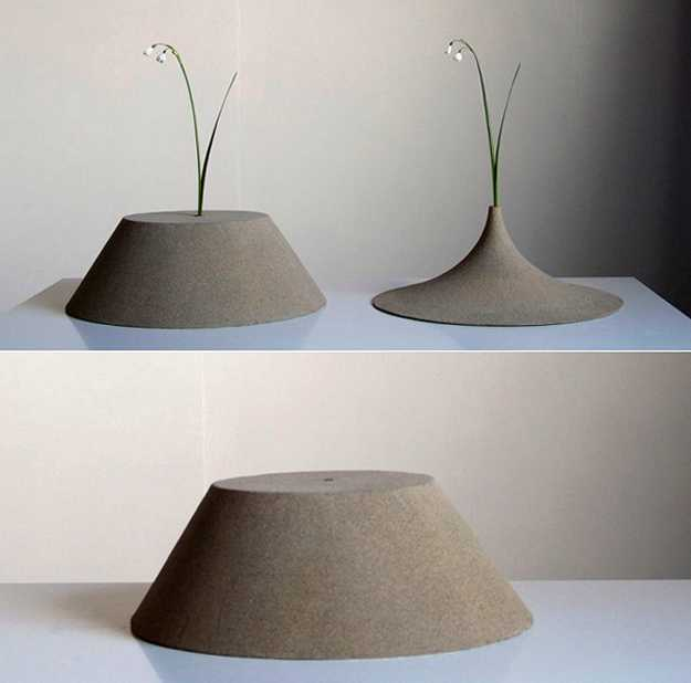 Unusual Decorative Vases In Japanese Style