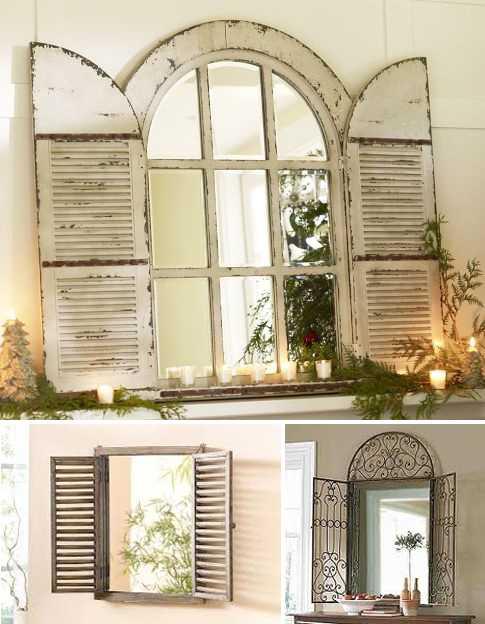 Modern Window Mirror Designs Bringing Nostalgic Trends into Home ...