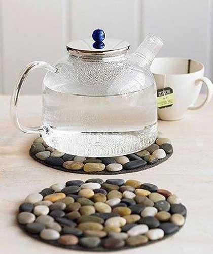 pebbles hot pot pad