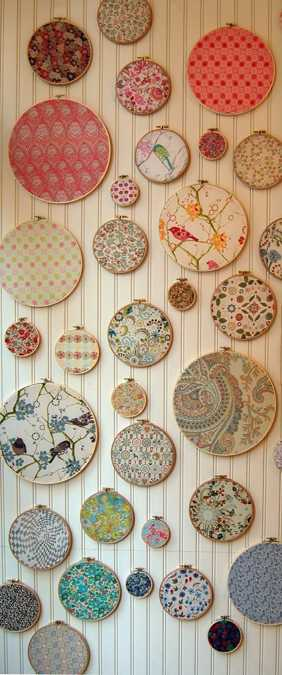 handmade wall decorations