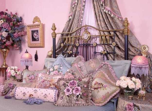 romantic bedroom decorating accessories