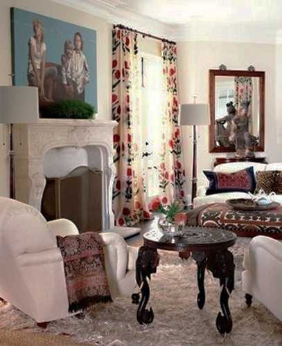 25 Ethnic Home Decor Ideas: Latest Trends In Decorating, Suzani Textiles And Bold