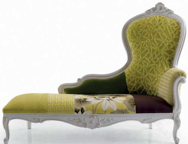 modern chaise lounge chairs recamier for chic room decor