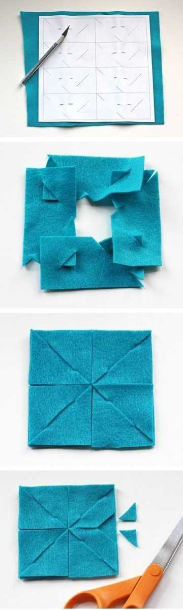 origami place mats